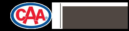 Les pires routes de CAA Bog Road, Falmouth, Nova Scotia Logo